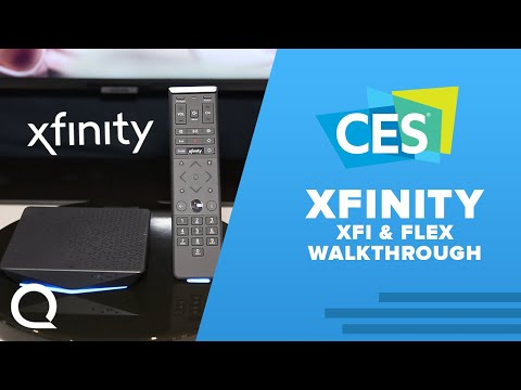 What To Expect From Xfinity In 2020 | XFi & Flex Walkthrough At CES