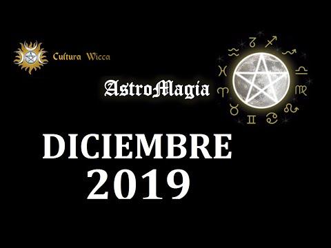 Astro Magia Wicca  Tránsitos Mágicos De Diciembre 2019