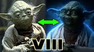 connectYoutube - Why YODA Looked WEIRD in The Last Jedi - Star Wars Explained