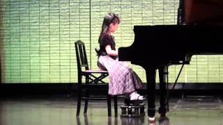 幼稚園最後の発表会@うさぎピアノ.