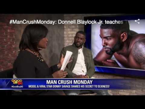 [VIDEO]: Donny Savage FOX 'Good Day DC'' TV Interview