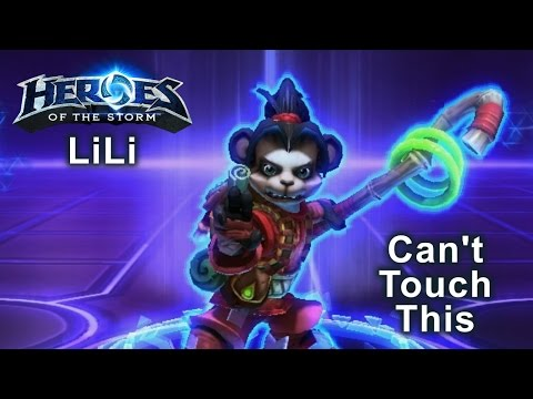Heroes of the Storm - The Untouchable LiLi Build