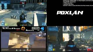 Battlefield 3 PDXLan Streaming Moments