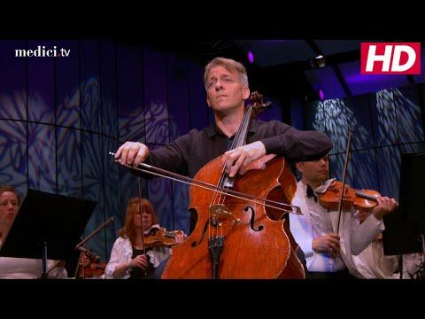Susanna Mälkki  with Alban Gerhardt -  Elgar: Cello Concerto