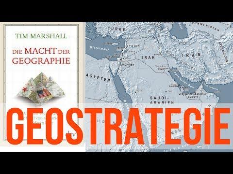 Die Macht der Geographie YouTube Hörbuch Trailer auf Deutsch