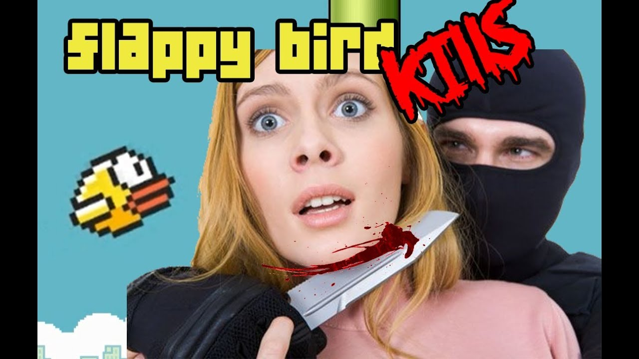 HOW TO KILL FLAPPY BIRD Squishy Bird Gameplay YouTube - Flappy bird in real life