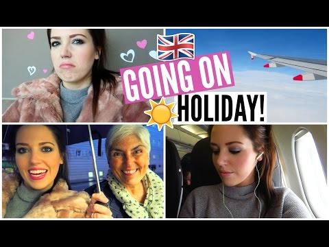 Jetting Off To Austria! #AustriaVlogs
