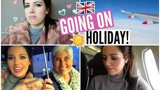 Jetting Off To Austria! #AustriaVlogs