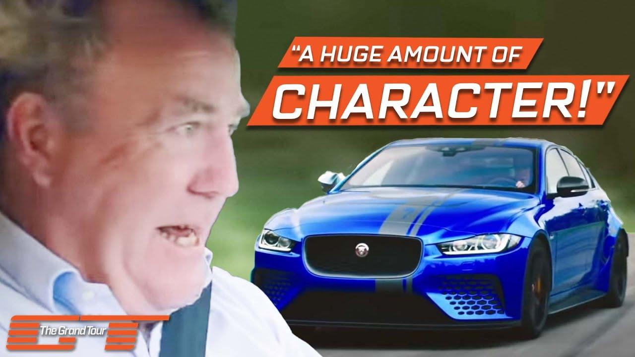 The Grand Tour Jaguar Xe Project 8