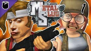 Metal Slug 3D part 1: Didn