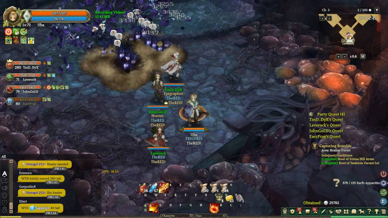 ToS Warlock Invocation + Event