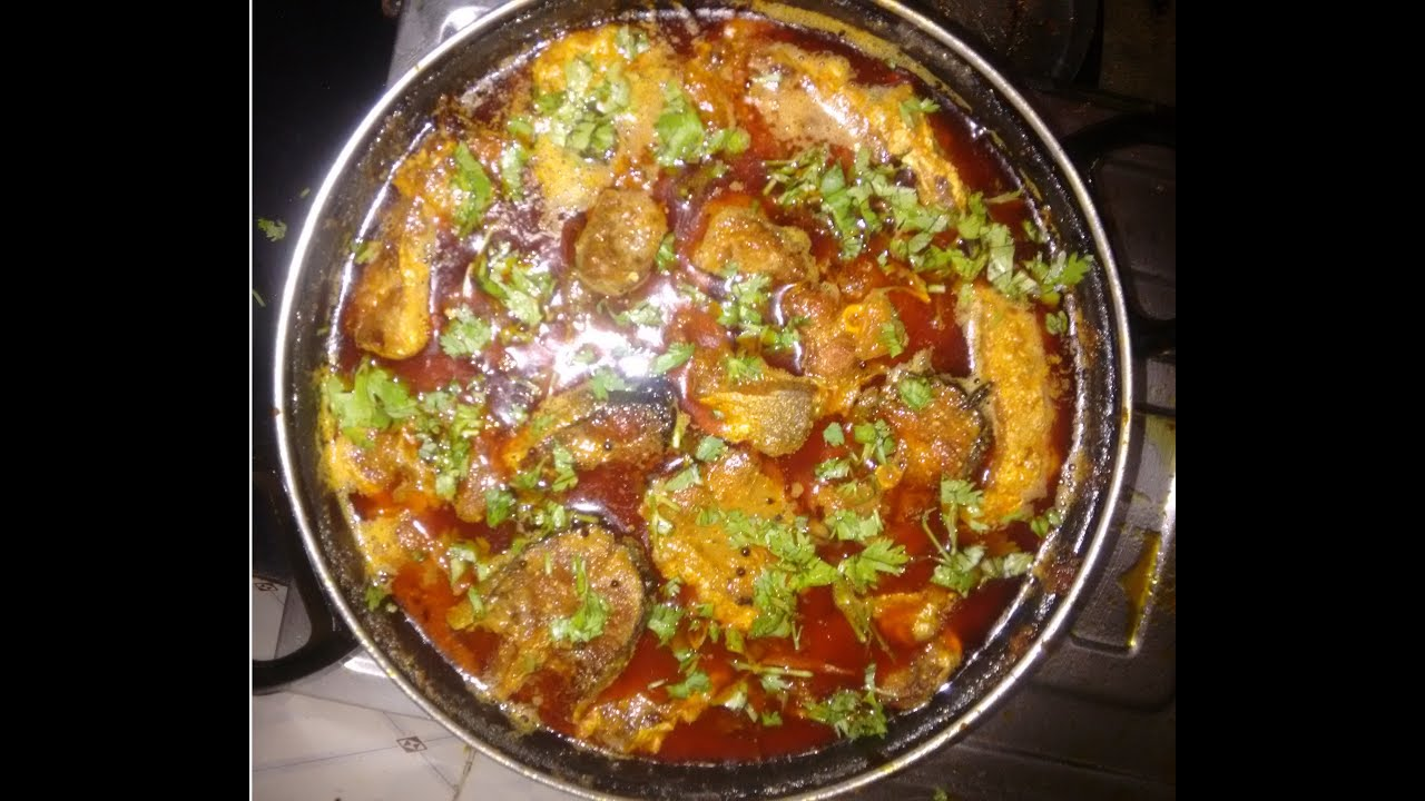Rohu Fish Curry How To Make Fish Curry Dhaba Style