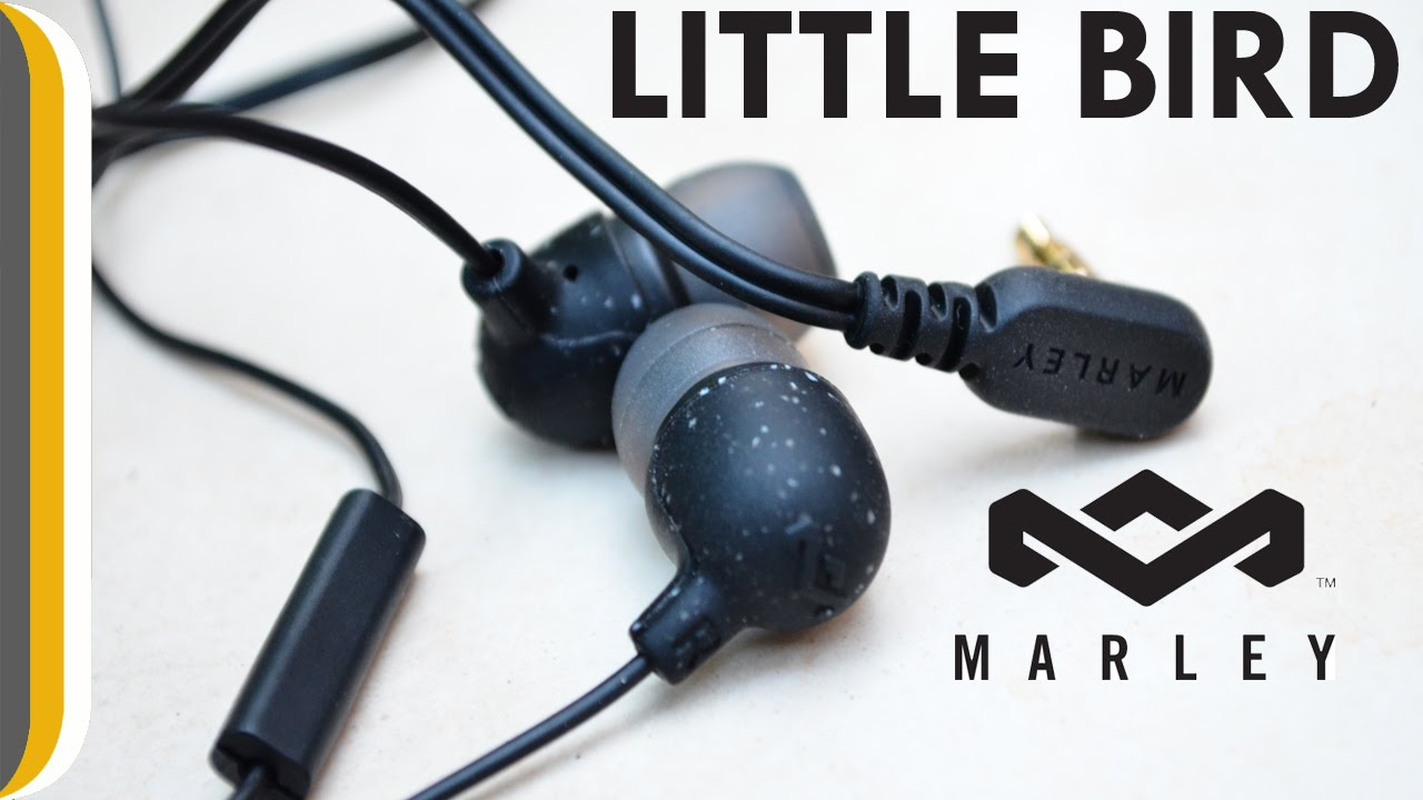 Elegant House Of Marley Little Bird Earphones Unboxing And Review