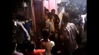 Gangs of Narsobawadi - garba event at night