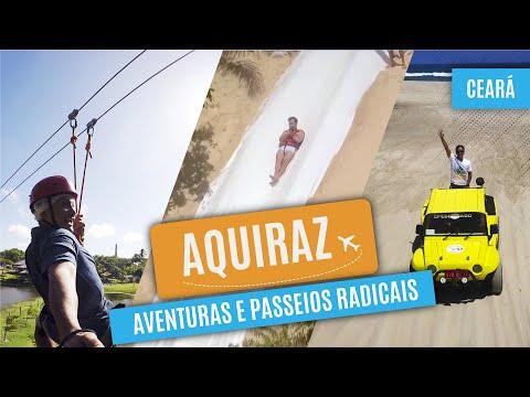 O que fazer em AQUIRAZ no Ceará