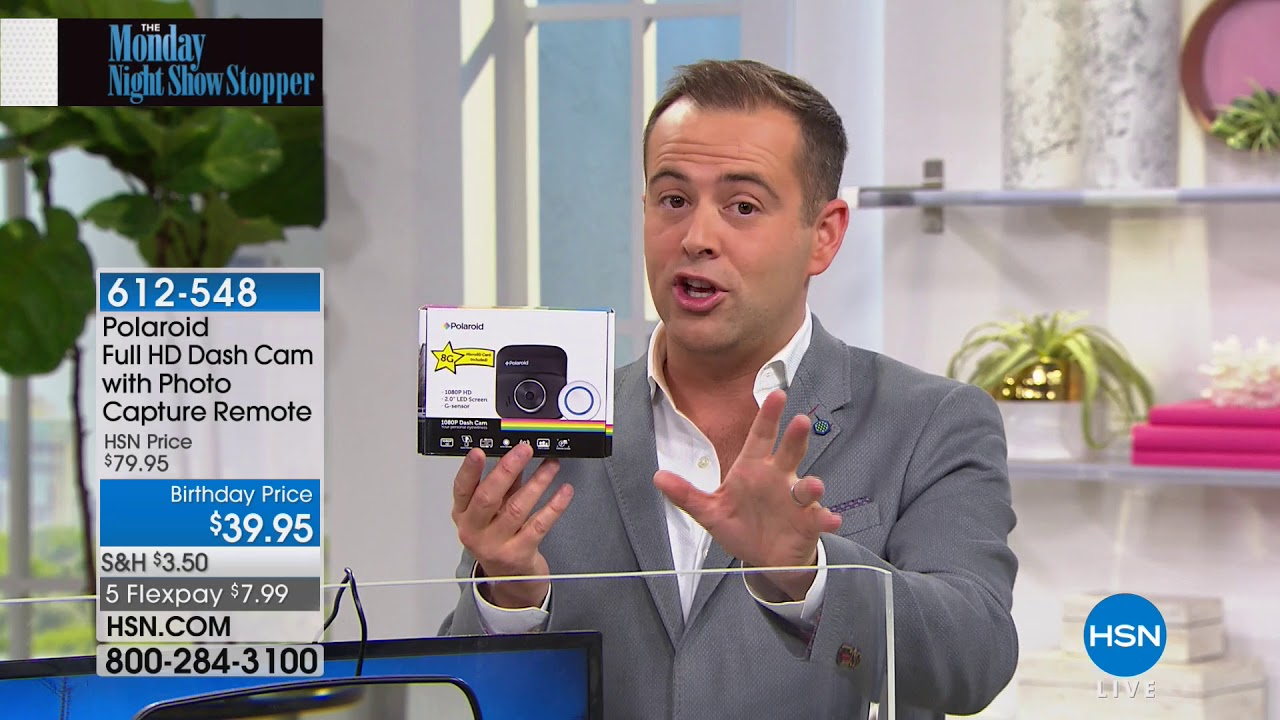 HSN | The Monday Night Show with Adam Freeman 07.09.2018 - 08 PM