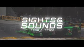 Sights and Sounds: 2017 Continental Tire Road Race Showcase