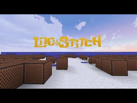 Lilo & Stitch - He Mele No Lilo [Minecraft Noteblocks]