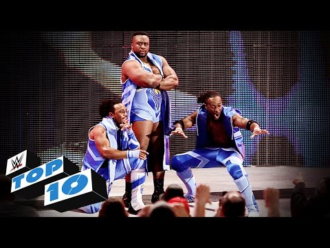 Top 10 WWE SmackDown moments - November 28, 2014