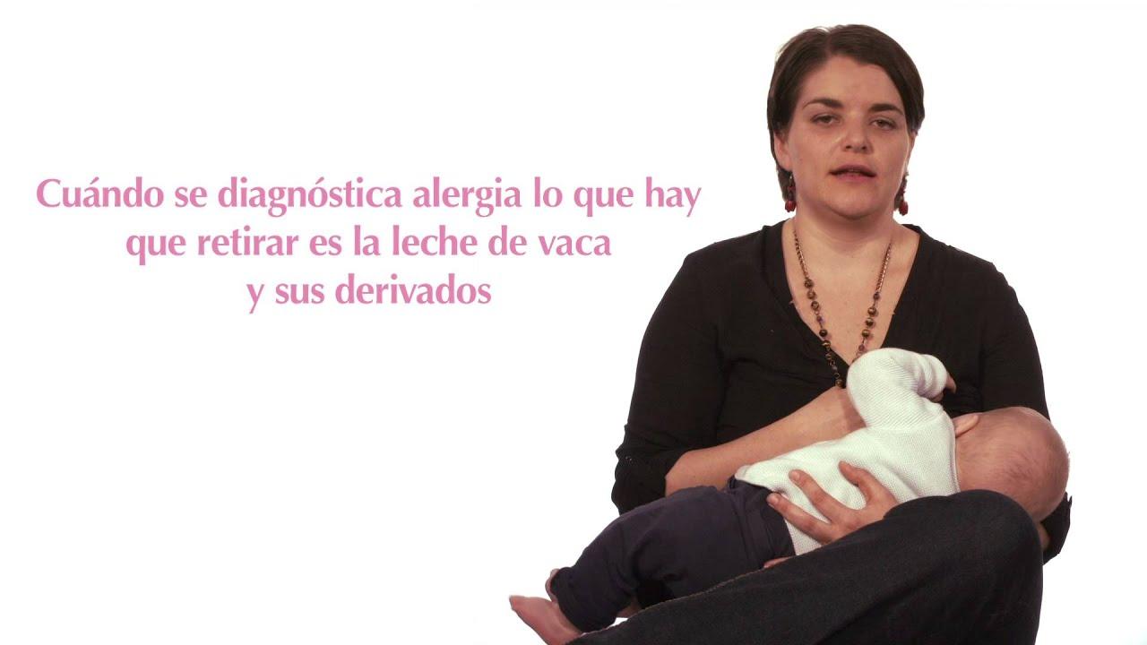 reflujo en recien nacidos leche materna