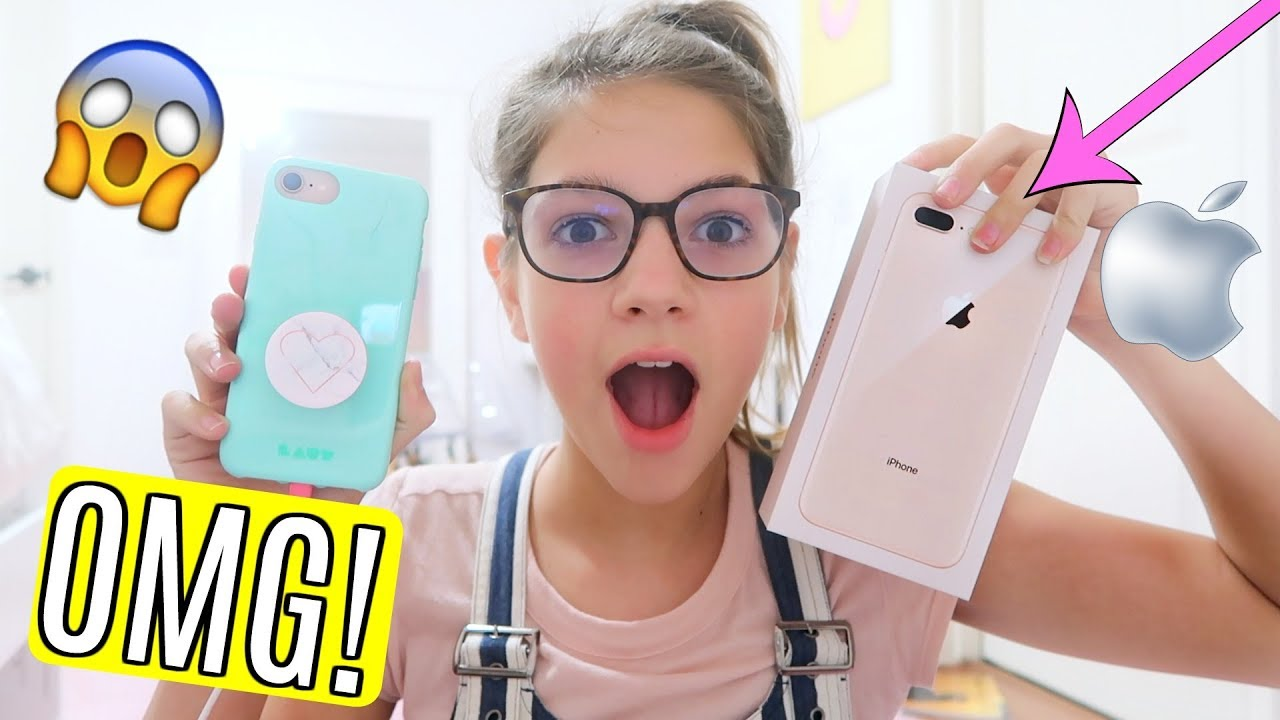 iPhone Shopping and Unboxing Vlog NEW