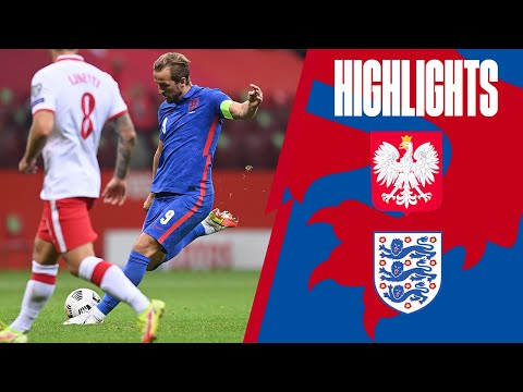 Poland England Goals And Highlights