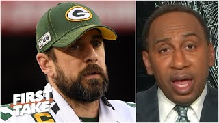Aaron Rodgers needs another Super Bowl ring to be an all-time great QB - Stephen A. | First Take