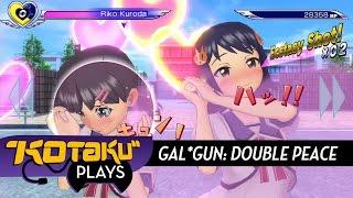 Kotaku Plays Gal*Gun: Double Peace on PS4