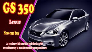 2019 Lexus GS | 2019 Lexus GS 350 | 2019 Lexus GS 350 F Sport Review | New Cars Buy.
