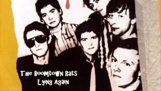 Watch Boomtown Rats Lying Again video