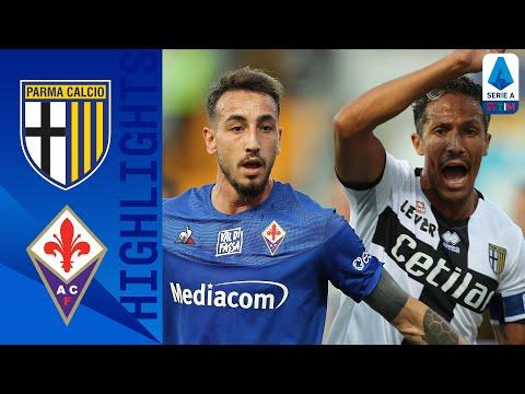 Parma Fiorentina Goals And Highlights
