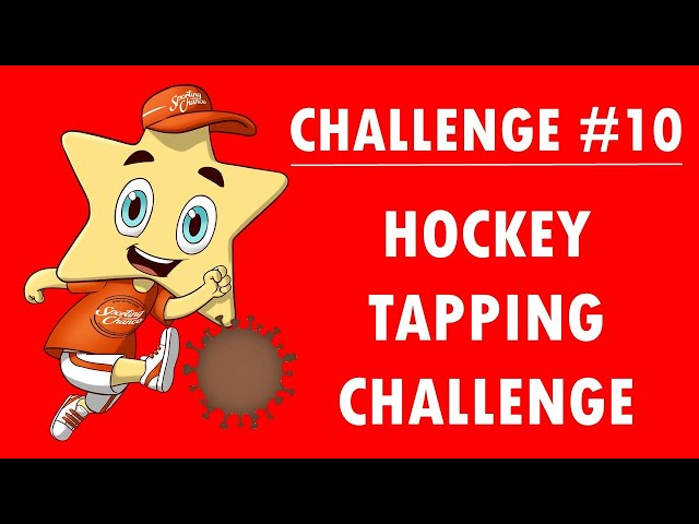 Sporting Chance Challenge #10 Hockey Tapping Challenge