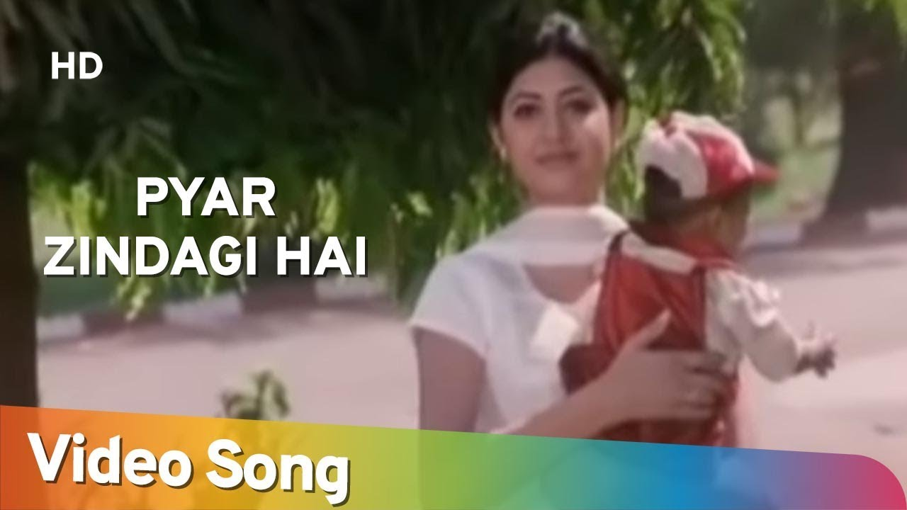 Pyar Zindagi Hai Hd Pyaar Zindagi Hai 2001 Vikas Kalantri Ashima Bhalla Hindi Song Youtube And since i've not been able to write and publish about other stalwarts from hindi cinema music in the recent months, i shall dedicate this particular day to all past playback greats by compiling a list of hindi movie songs about life (zindagi). pyar zindagi hai hd pyaar zindagi hai 2001 vikas kalantri ashima bhalla hindi song