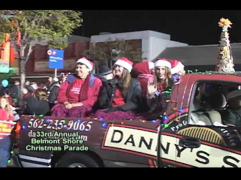 2015 belmont shore christmas parade part 4