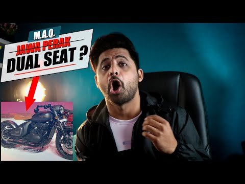 JAWA PERAK Dual Seat Option ? | How To Book & Buy | JAWA SHOWROOMS In India | PP Vlogs