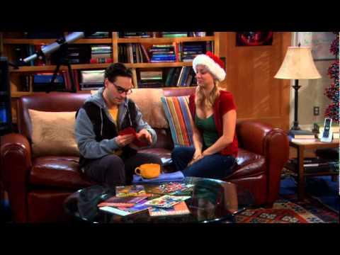The Big Bang Theory-Saturnalia
