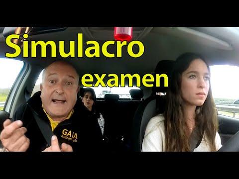 Autoescuela Gala: Clase Práctica De Conducir TIEMPO REAL. ¡Clase En Grupo!. Clase De Manejo