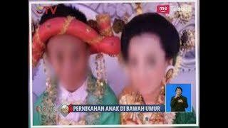 Viral!! Sungguh Miris, Foto-foto Pernikahan Anak di Bawah Umur Beredar di Medsos - BIS 29/11