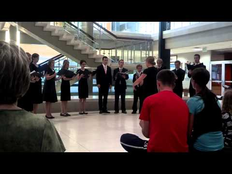 Apollo chamber singers: abide with me tis eventide