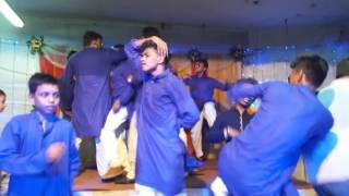 Jalali Set-Bonobasher shadhon song gaye holud dance performance...