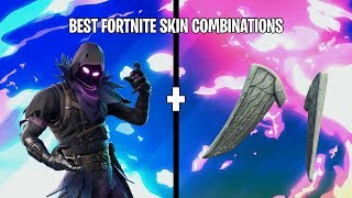 My Top 6 Favorite Skin Combinations In Fortnite Batttle Royale!