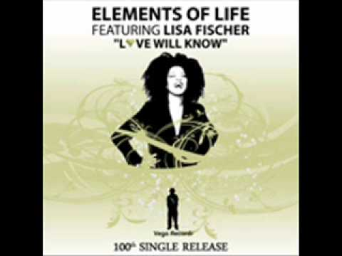 Elements Of Life feat. Lisa Fischer - Love will know (Sunset ritual mix)