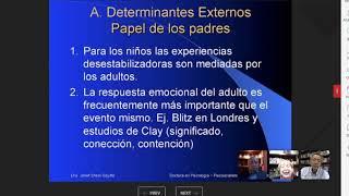 Niños y Familias en la época del COVID19 SMNP Plática 6