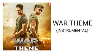 War Theme Movie Soundtrack (Instrumental) |  Instrumental Soundtrack in WAR Movie
