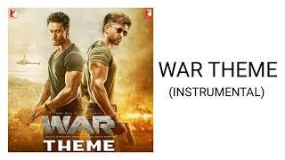 War Theme Movie Soundtrack (Instrumental) | Instrumental Soundtrack in WAR Movie