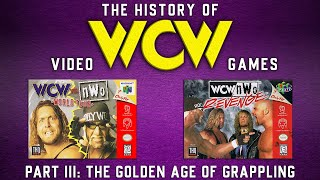 The History of WCW Video Games Part III - The Golden Age of Grappling.