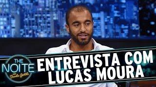 The Noite (25/06/15) - Entrevista com Lucas Moura