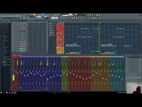 FL Studio Indonesia - Trap - Hollow Tip (Project file)