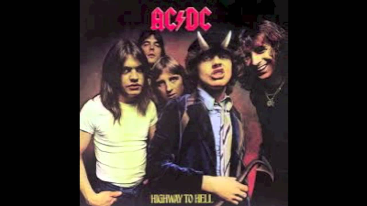AC/DC - Highway To Hell [Clean version] - YouTube