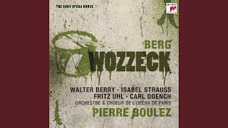 Wozzeck, Op. 7: Act III, Scene 4: Das Messer? Wo ist das Messer?
